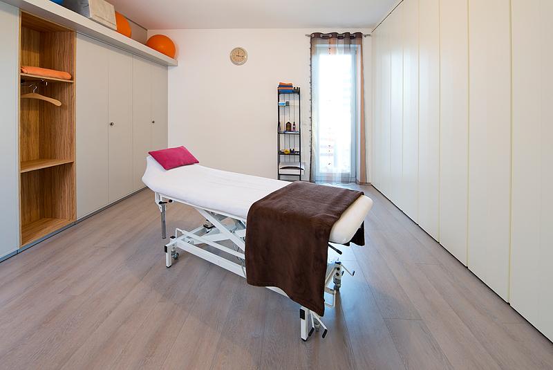 Physiotherapie Behandlungszimmer 1