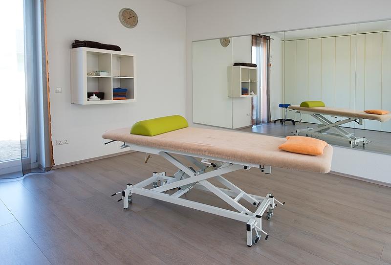 Physiotherapie Behandlungszimmer 3